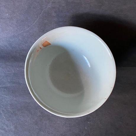 白磁  六寸鉢  012 B