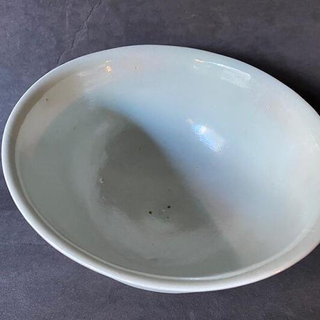 白磁  六寸鉢  012 A