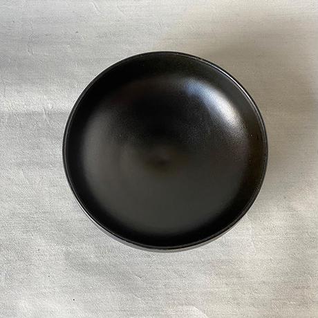 平鉢 黒 008