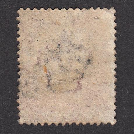 ペニーレッド(プレート):1864年 G1(SG#43/44) PL160 BH