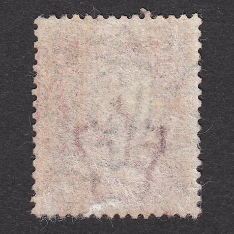ペニーレッド(プレート):1864年 G1(SG#43/44) PL119 GA