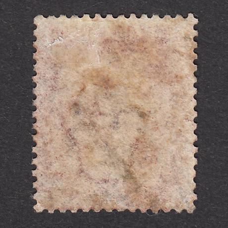 ペニーレッド(プレート):1864年 G1(SG#43/44) PL81 FH
