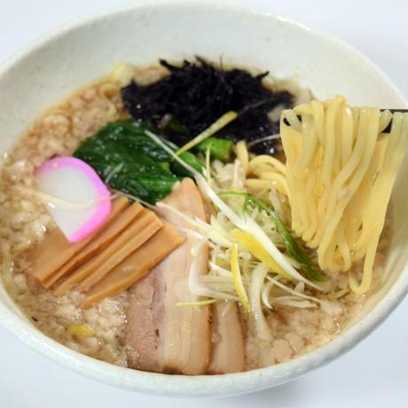 【本格生麺】背脂醤油ラーメン【4人前】