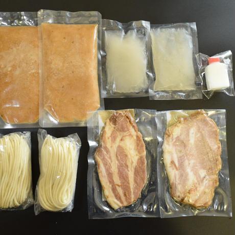 【本格生麺】先代特製 新潟濃厚味噌ラーメン【2人前】