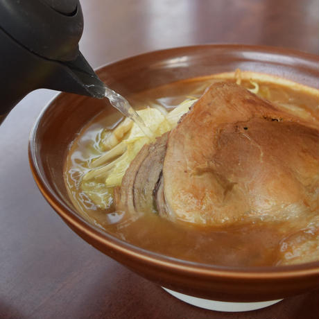 【本格生麺】先代特製 新潟濃厚味噌ラーメン【4人前】