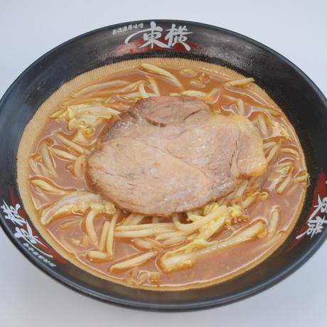 【本格生麺】元祖新潟 濃厚味噌ラーメン【4人前】