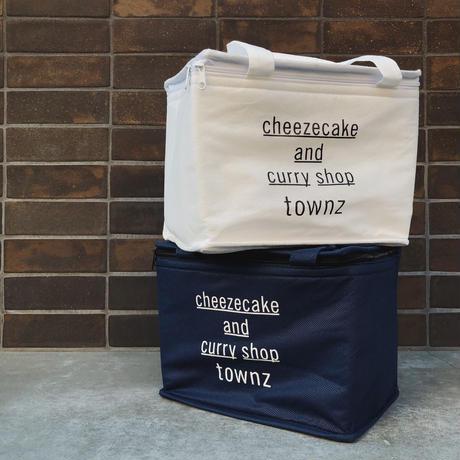 * townz 四季の瓶レアチ 2021 冬 2種BOXセット  (townzオリジナル保冷バッグ付き)