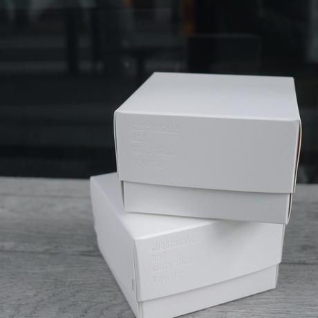 * townz 季節の瓶レアチ 2020 秋 4種フレーバーセット (オリジナルBOX付き)