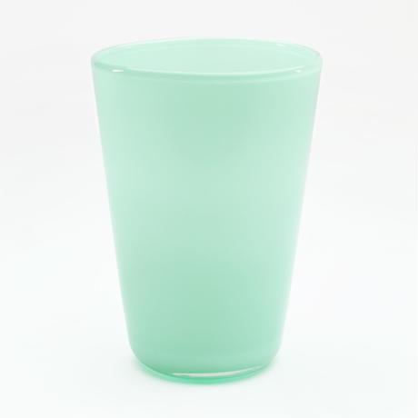 グラス【越翡翠硝子】 東南 早織