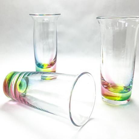 ビアグラス「虹グラス」 竹田 舞由子