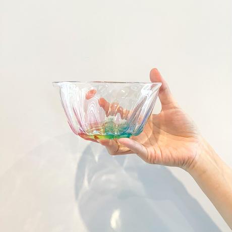 デザートカップ「にじのうつわ」 竹田 舞由子