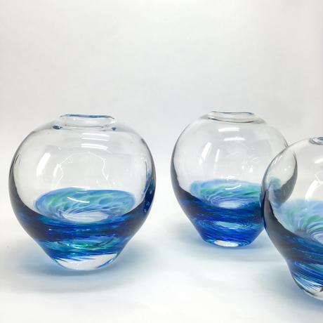 一輪挿し「Aqua Ⅰ」(小) 吉田 薫