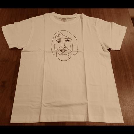 豊田組「豊田利晃Tシャツ」+ 疫病退散お札二枚付き