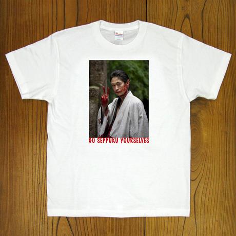 映画「全員切腹」オフィシャルTシャツ