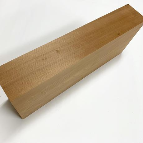 角材[No.1018] 450×180×80 桂