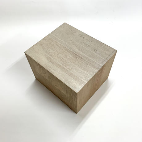 角材[No.1003] 130×150×110 桂