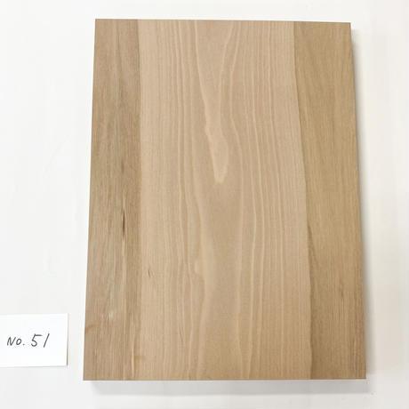 板材[No.51] 335×250×20 桂