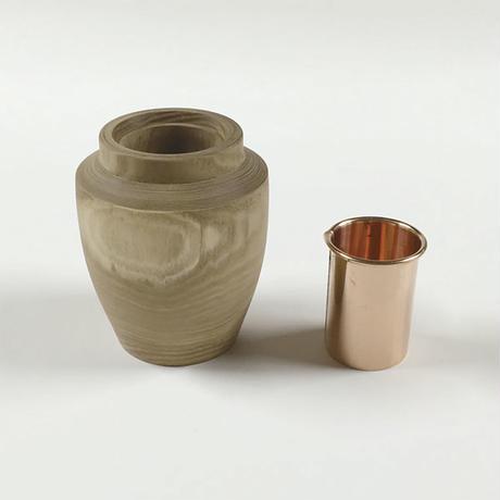 エンジュ花瓶