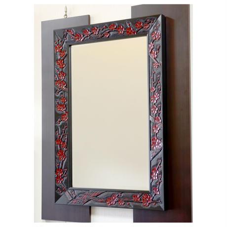 掛け鏡長方形