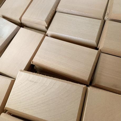 端材[4] 95×54×8 桂
