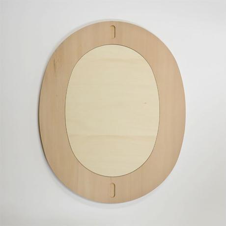 楕円掛け鏡