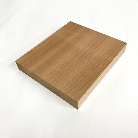 板材[No.39] 204×177×27 桂