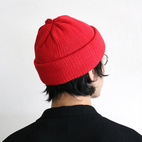 <COMESANDGOES> STANDARD KNIT [ Red ]