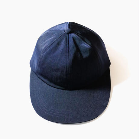 <COMESANDGOES>LONG BRIM CAP for Continuer Extra Space [Navy]