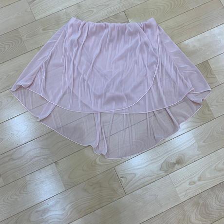 【sylphynes】ローライズスカート ショート ベビーピンク<20174>