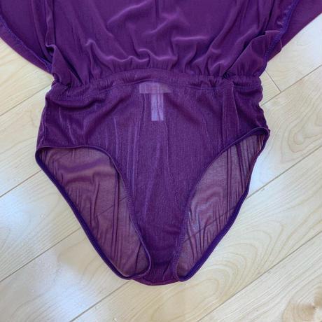 【sylphynes】ローライズスカート ショート プラムパープル<20176>