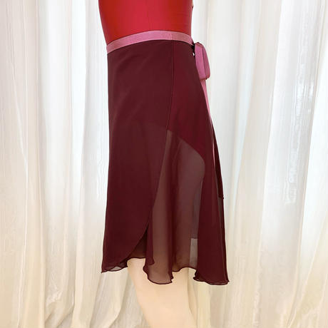 【sylphynes セレクション 数量限定set】レオタード+スカート A⑥