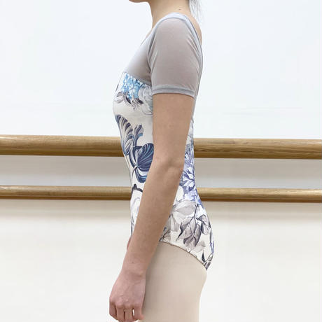【sylphynes セレクション 数量限定set】レオタード+スカート D-5