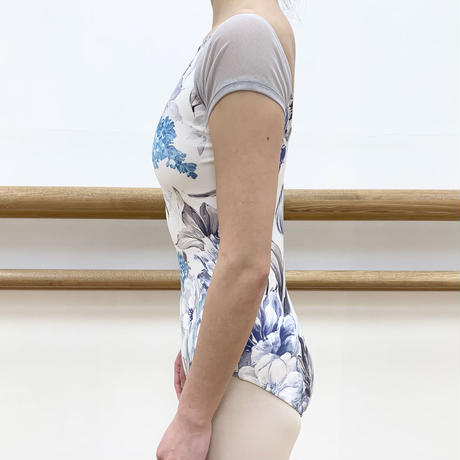 【sylphynes セレクション 数量限定set】レオタード+スカート D-4