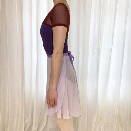 【sylphynes セレクション 数量限定set】レオタード+スカート A④