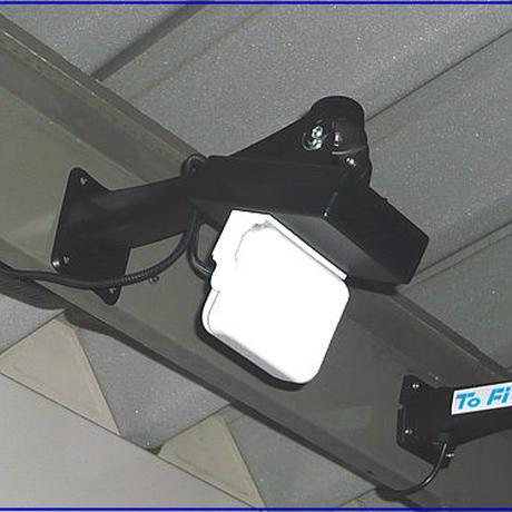 駐車場用等音声警告装置    動物被害にも最適