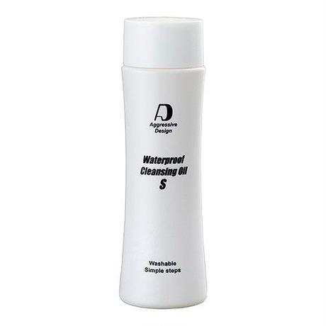 Waterproof Cleansing Oil S 80mL   (Aggressive Design )