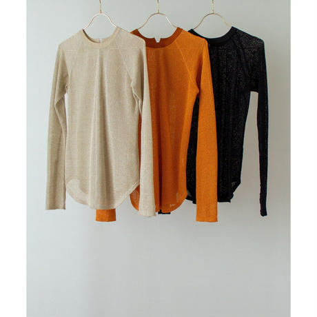 【little $uzie  #5】Fish Net 2way Tops(ls118T)