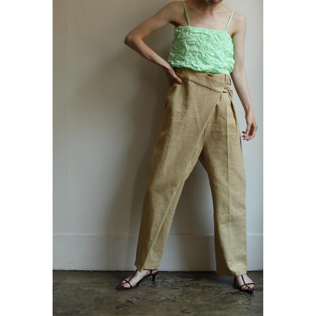 Wide Wrap Pants(ls132P)