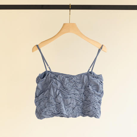 Inequality Shirring Short Cami(ls12229T)