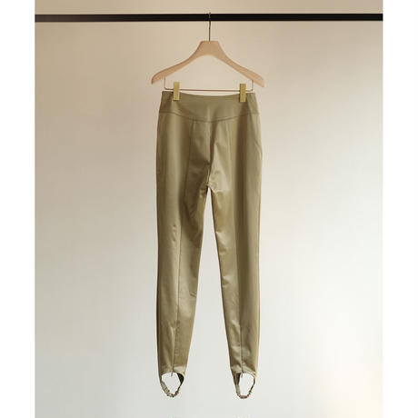 Shiny Jersey Stirrup Pants(ls197P)