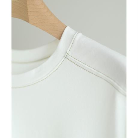 Asymmetry Sleeves Tee(ls11215T)