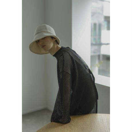 "【""little $uzie"" Original #6】2way Mesh Knit Dress(ls159K)"