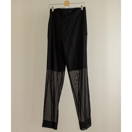 "【""little $uzie"" Original #5】Sheer Wrap Pants(ls120P)"