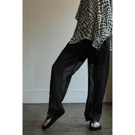 Sheer Wrap Pants(ls120P)