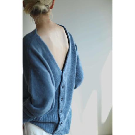 Merino Wool Slash Knit(ls141K)
