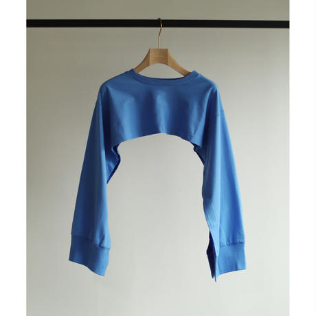 Transform Cropped Sleeves & Tank Top(ls13266T)