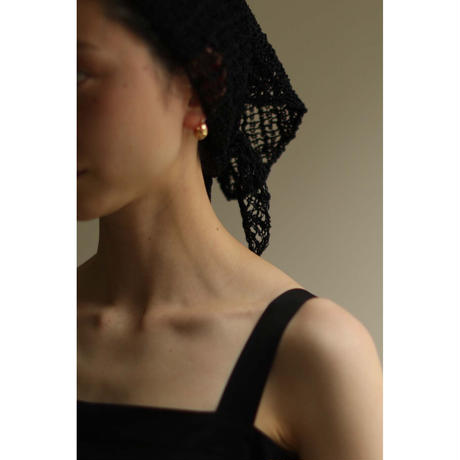 Tape Yarn Mesh Head Piece(ls12234A)