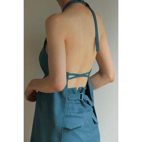 【little $uzie  #6】Back Open Halter Tops(ls178T)