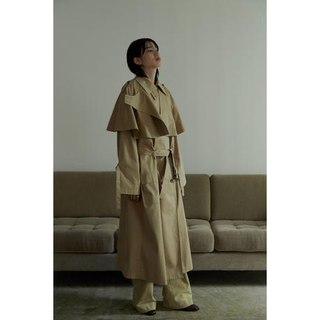 "【""little $uzie"" Original #5】Mantle Trench Coat(ls117J)"