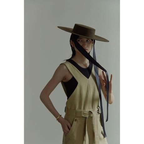 """【""""little $uzie"""" Original #5】Pocket Front Jumpsuit(ls135P)"""